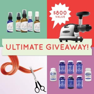 March and April Big $800 Health Giveaway
