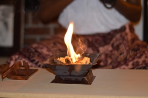 Agnihotra Ceremony Agnihotra Meditation for Healing the Atmosphere
