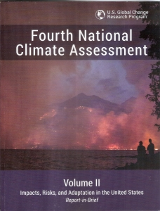 U.S. Fourth National Climate Assessment